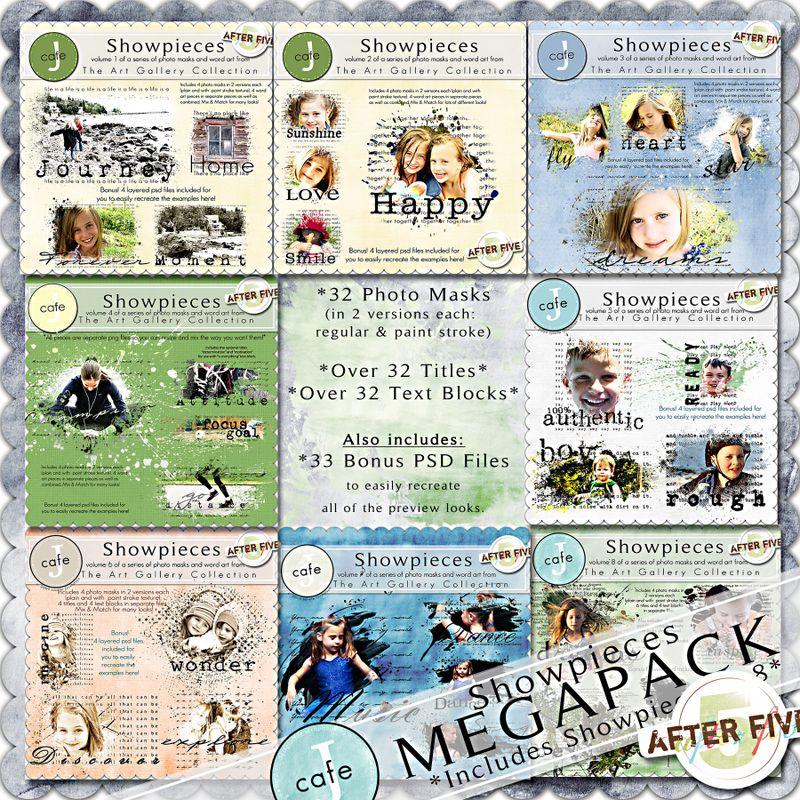 Jg_Showpieces MegaPack preview